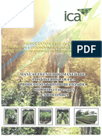 ICA - Manual de Manejo Viveros Citricos Colombia