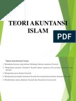 Teori Akuntansi Islam