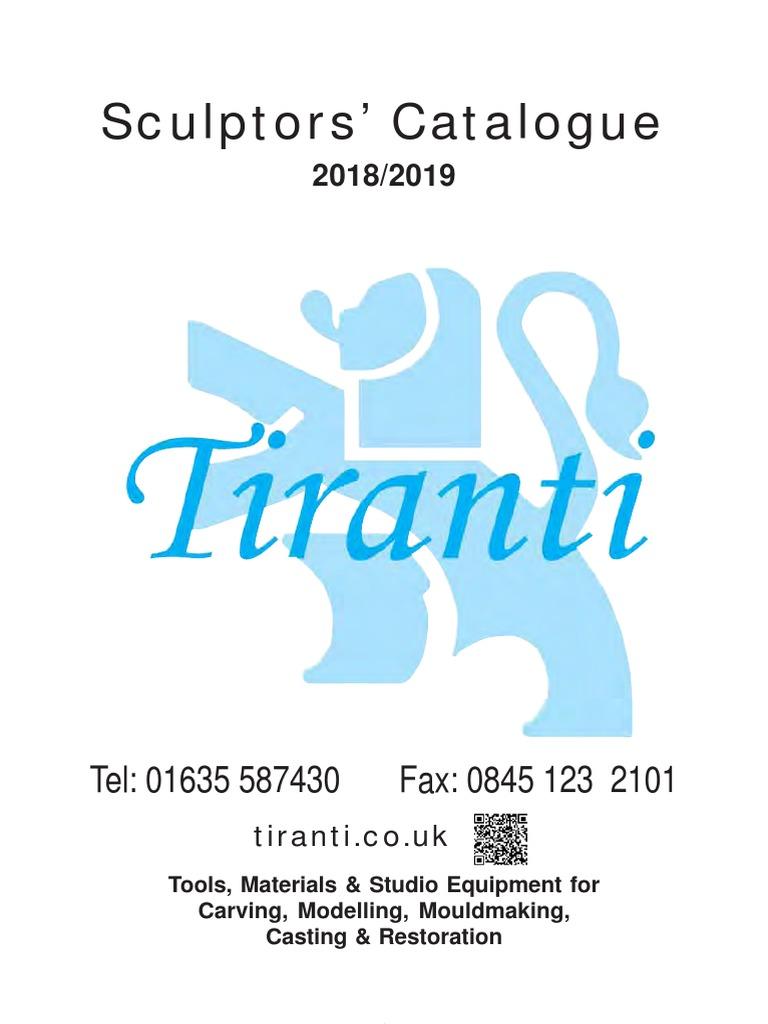 Leaf Spatula Tiranti No 47 Plaster Tool
