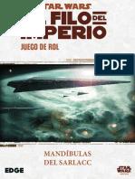 Mandíbulas Del Sarlacc