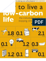 How to Live a Low Carbon Life