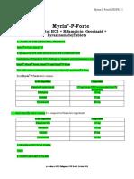 LPD - Myrin P Forte (Pakistan)