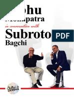 Bibhu Mohapatra in Conversation with Subroto Bagchi