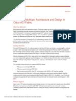 ACI Layer 3 IP Multicast White Paper c11 737592
