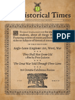 The Historical Times Issue 1