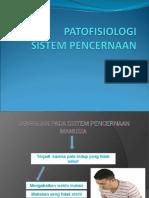 Patofisiologi pencernaan