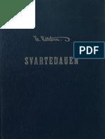 SVARTEDAUDEN - Theodor Kittelsen -(1900)-1993