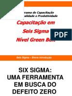 Green Belt 2017