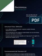 Transistores UJT