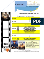 N°3 - Programme cinéma pdf