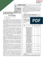 Ley 30884 Ley Que Regula El Plastico de Un Solo Uso y Los Recipientes Ley n 30884 1724734 1