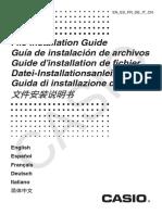 File Installation Guide