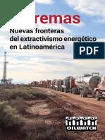 Nuevas fronteras del extractivismo energético en Latinoamérica