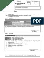 INFORME DE ACTIVIDADES DEL CM/CTM