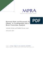 MPRA Paper 90463