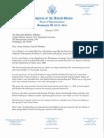 1-7-2019 VB Letter to DOJ