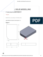 Bda 30903, Solid Modelling Practical Exercise 2