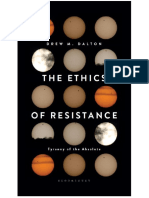 The Ethics of Resistance Tyranny of The