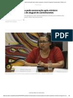 Presidente Do Ibama Pede Exoneração Após Ministro Questionar Contrato de Aluguel de Caminhonetes _ Política _ G1