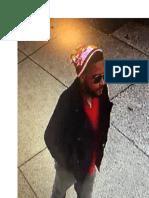Downtown Silver Spring AutoTheft Suspect