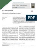 QPCR Primer Design Revisited