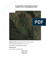 Estudio de Challabamba Jeronimo Naula Trocha