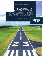 North Carolina, The State of Aviation
