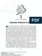 Environmental Economics for Tree Huggers and Other Skeptics capitulo 1