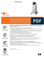 Hp 4300 Printer Specs