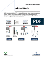 Deltav Io on Demand Cost Study (2011)