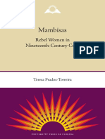 Mambisas. Rebel Women in Nineteenth-Century Cuba (Libro Digital)