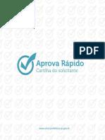 Guia de aprovação de Projetos Legais (Prefeitura)