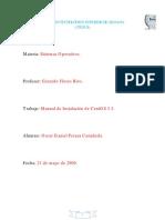 Manual de CentOS 5.2