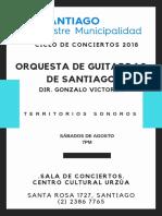 Orquesta de Guitarras de Santiago-2018