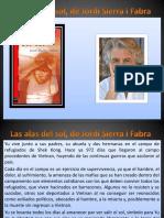 Las Alas Del Sol, De Jordi Sierra i Fabra