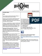callys newsletter 12