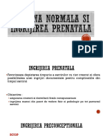 Sarcina normala si ingrijirea  prenatala.pptx