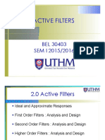 Chapter 2_Active Filter