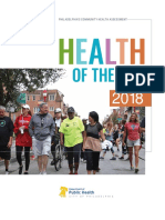 Health of the City 2018
