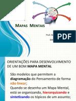 Mapas Mentais - Silvestre Labiak Jr.