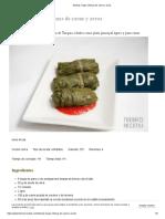 Dolmas_ hojas rellenas de carne y arroz.pdf