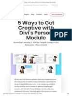 5 Ways to Get Creative With Divi's Person Module _ Elegant Themes Blog