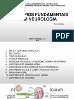 2- PRINCÍPIOS FUNDAMENTAIS EM NEUROLOGIA