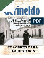 Gerineldo nº 20 2018-2019