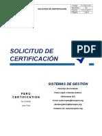 F-CISO-001 Solicitud Certificacion ISO R01