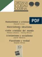 AA.vv.-Fe Cristiana y Sociedad Moderna- SM-1988