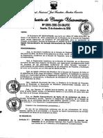 Reglamento de Posgrado - Unjfsc