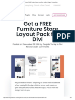 Get a FREE Furniture Store Layout Pack for Divi _ Elegant Themes Blog