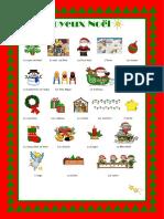 Le Noel Liste de Vocabulaire 38038