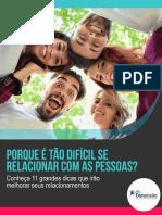 Porque é tão dificil se relacionar com as pessoas.pdf